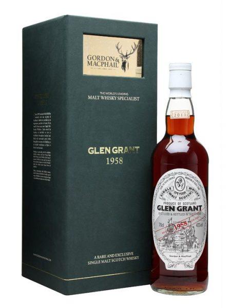 GLEN GRANT 1958