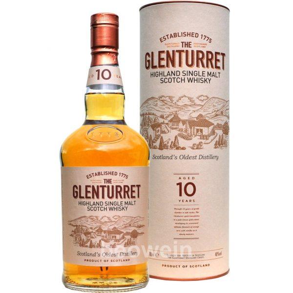 GLENTURRET 10